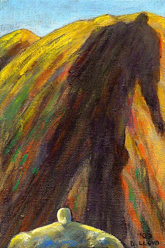 Pinhead The Shadow Man - Big As A Mountain 2003