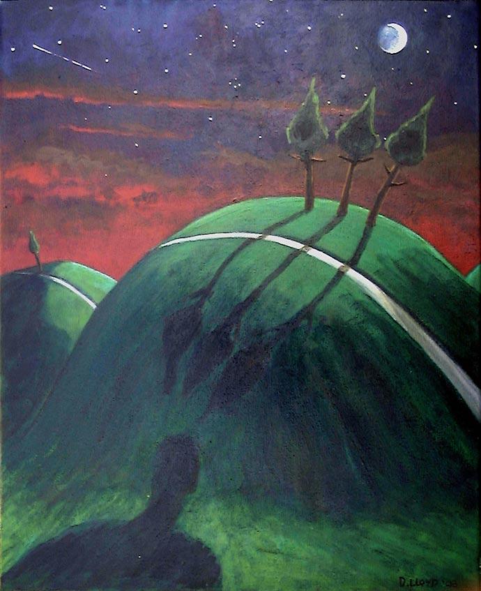Pinhead The Shadowman - Night Shadows - 2003