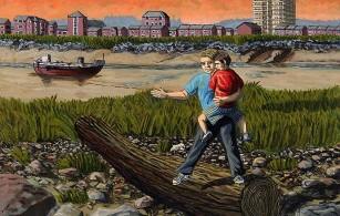 Tiger Bay Playground - Stepping Stones - 1999