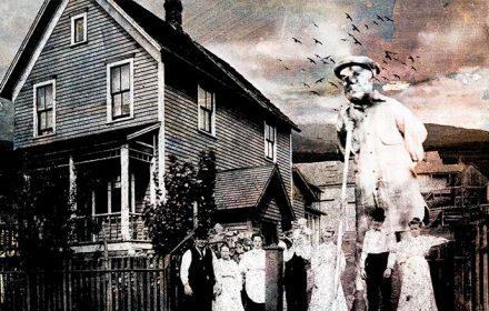 Day's Gone - The Cardiff Giant Featured