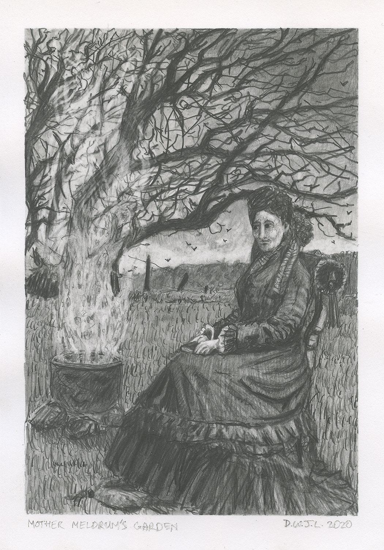 Days Gone - Mother Meldrum's Garden
